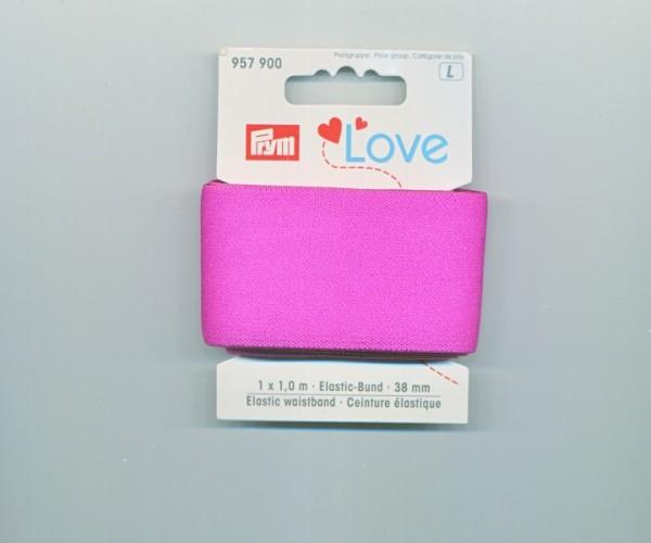 Prym Love Elastic-Bund 957900 pink
