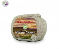 Austermann® Merino Cotton organic Farbe 10 sand