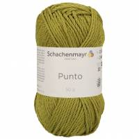 Schachenmayr Punto Wolle Farbe 0070 pesto