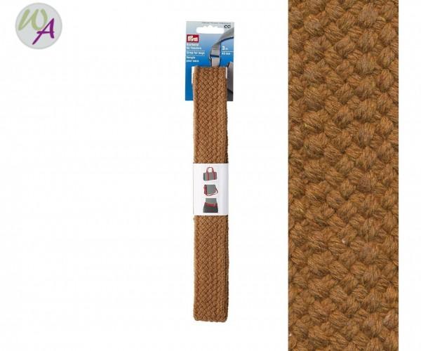Prym Gurtband 965207 camel