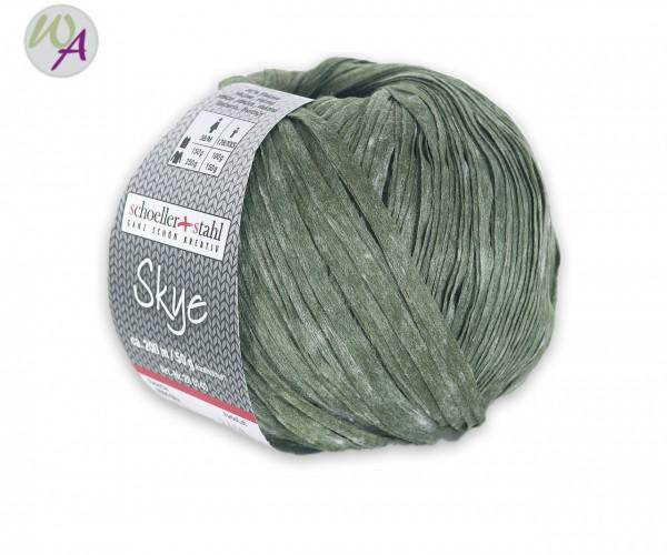 Schoeller Stahl Skye Farbe 0006 oliv