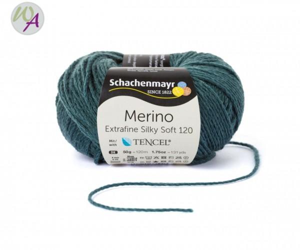 Merino Extrafine Silky Soft 120 Schachenmayr