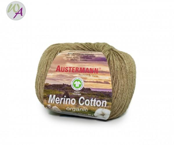 Austermann® Merino Cotton organic Farbe 11 muskat