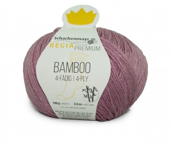 Strümpfe stricken mit Regia Premium Bamboo Strumpfgarn 0082 Altrose