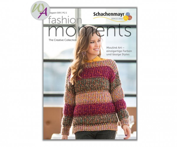 Fashion Moments 009 Schachenmayr Strickanleitung