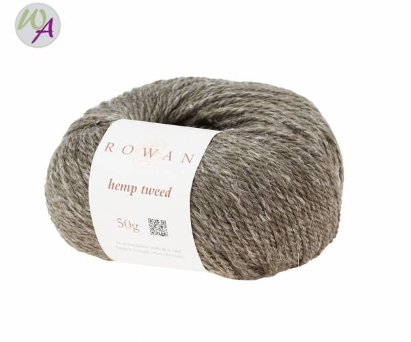Hemp Tweed Rowan Farbe 0135 pine