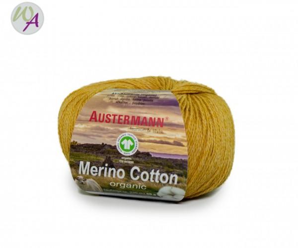 Austermann® Merino Cotton organic Farbe 09 honig