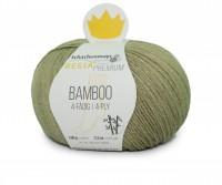 0070 Gras Green Sockenwolle Regia Premium Bamboo Strumpfgarn