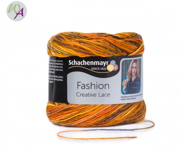 Schachenmayr Creative Lace Farbe 0082 gold color