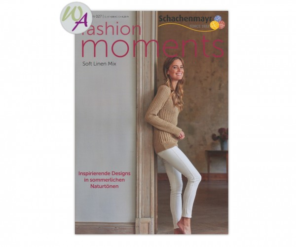 Schachenmayr Magazin 27 fashion Moments