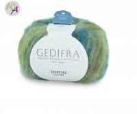 Gedifra Soffio Colore Farbe 655-Grün-Multicolor