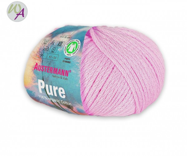 Austermann Pure Farbe 01 rose