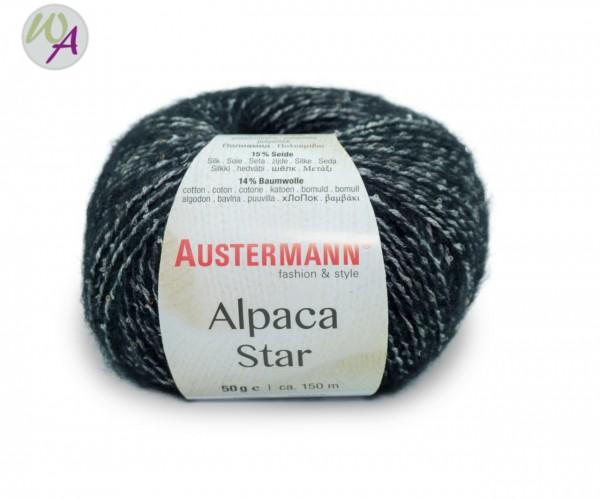 Alpaca Star Austermann 0008 schwarz