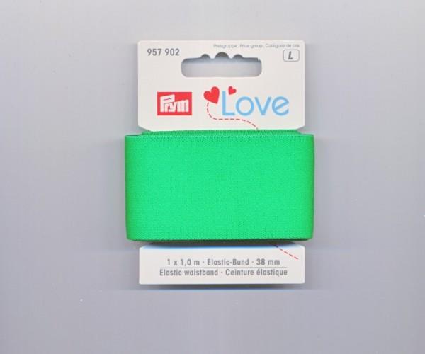 Prym Love Elastic-Bund 957902 grün