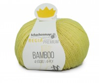 Regia Premium Bamboo 0020 Yellow 100g Sockengarn Strumpfwolle