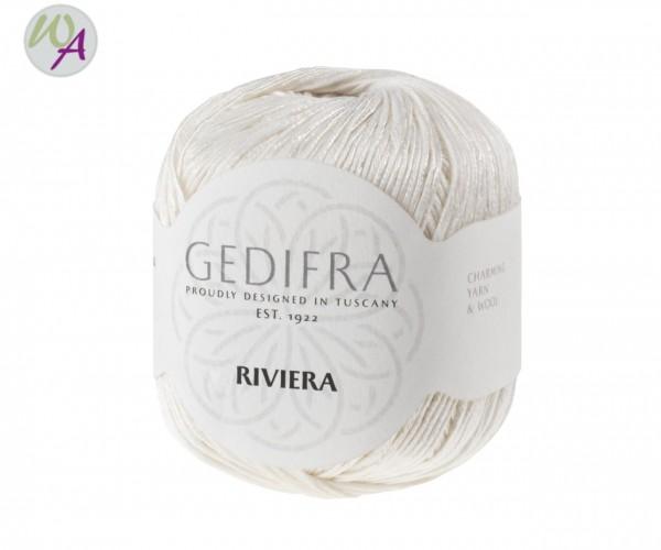 Gedifra Riviera - Farbe 1350 - weiß