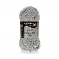 Schachenmayr Soft Linen Mix Farbe 0053 bleu