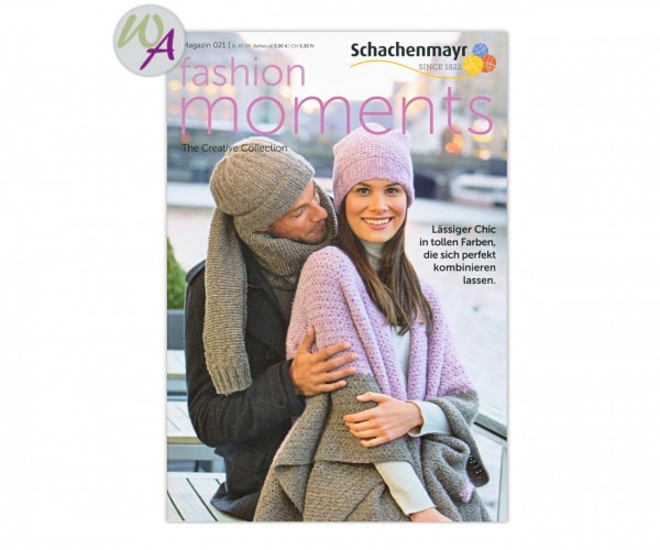 Fashion Moments 021 Schachenmayr Schachenmayr Nordic Dream
