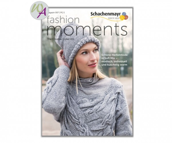 Fashion Moments 007 Schachenmayr Strickanleitung