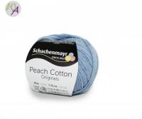 Schachenmayr Peach Cotton Farbe 156 sky blue