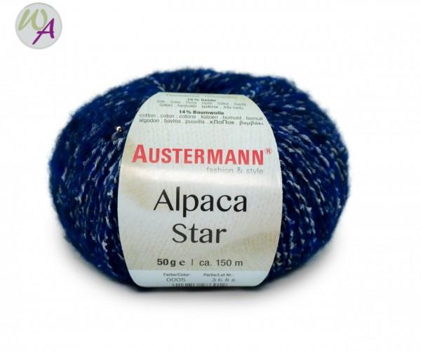 Alpaca Star Austermann 0005 nachtblau