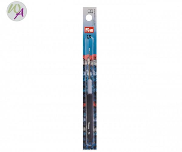 IMRA Garnhäkelnadeln mit Kunststoffgriff Prym 1,50 mm