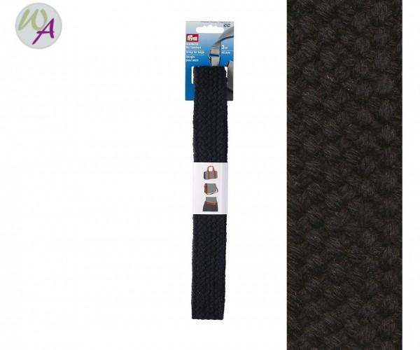 Prym Gurtband 965206 schwarz