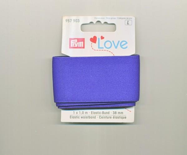 Prym Love Elastic-Bund 957903 blau