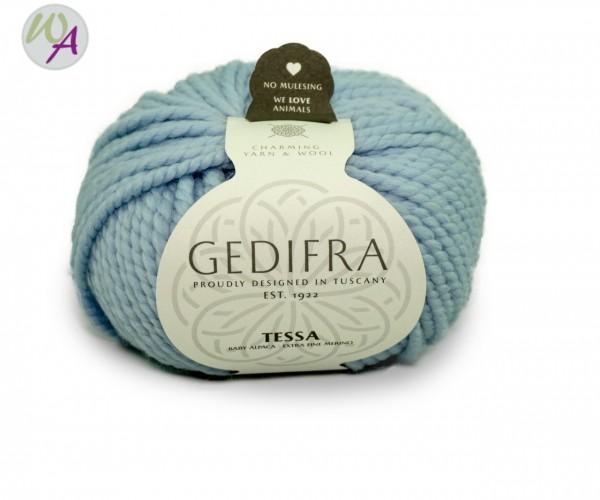 Gedifra Tessa Farbe 1417 Hellblau