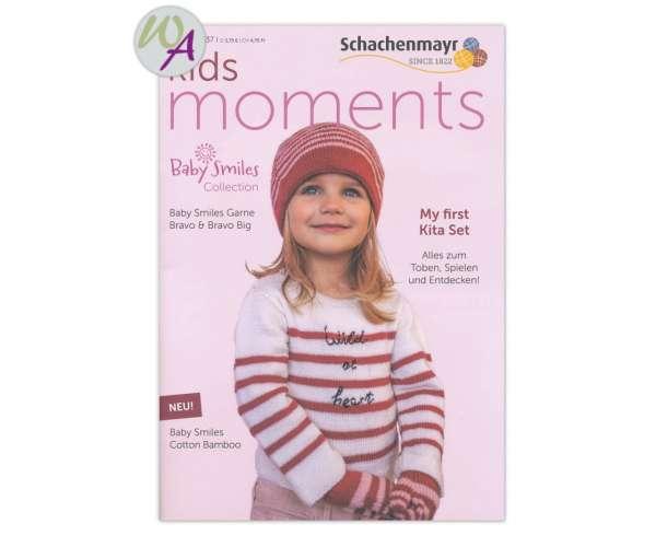 Schachenmayr Magazin 37 Kids Moments